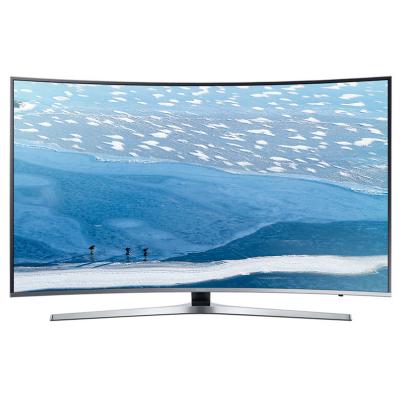 "Samsung UE55KU6672UXXH 55"" 3840 X 2160 (4K UHD), Curved PQI 1600 Hz, MicroDimming, QuadCore, SmartTV, WiFi/BT, 3XUSB, DVB-T2/C, 4XHDMI"