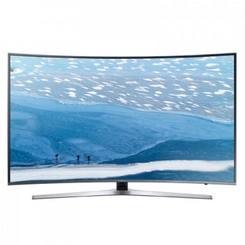 "Samsung UE43KU6652UXXH 43"" 3840 X 2160 (4K UHD), Curved PQI 1600 Hz, QuadCore, SmartTV, WiFi/BT, 2XUSB, DVB-T2CS2, 3XHDMI"