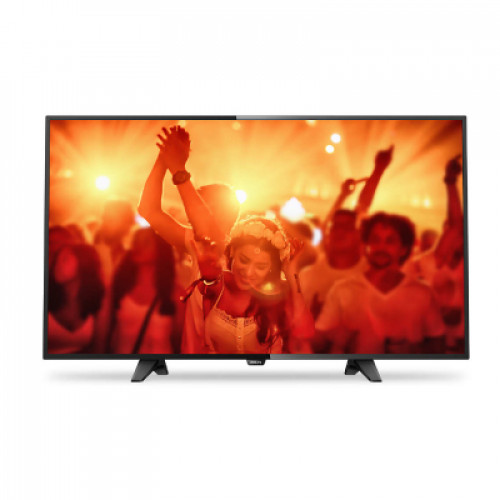 "Philips 4000 series Full HD Ultra Slim LED TV 49PFS4131 123 cm (49"") Full HD LED TV DVB T/C/T2/T2-HD/S/S2 with Digital Crystal Clear"