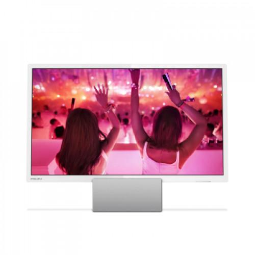 "Philips Full HD Ultra Slim LED TV 24"" 24PFS5231/12 250 cd 2xHDMI 1xUSB DVB T/C/T2/T2-HD/S/S2 with Digital Crystal Clear"