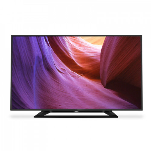 "Philips Full HD Slim LED TV 32PFH4100 81 cm (32"") DVB-T/C 200 cd/m² 100 Hz 2xHDMI 1xUSB"