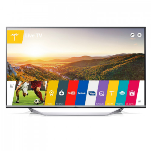 "LG 65"" LED TV 65UF776V 4K UHD 3840x2160p Magic Remote  3xHDMI 2xUSB Sound 2ch.20W"