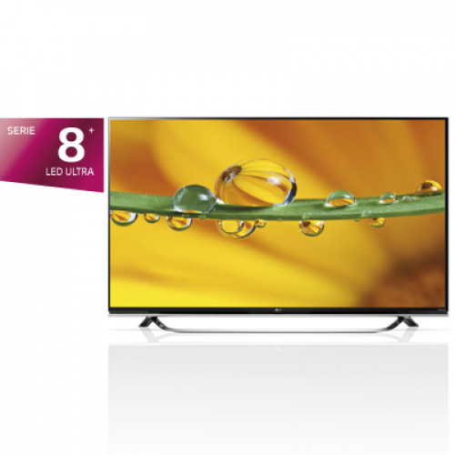 "LG 49"" 3D SMART LED TV 49UF8507 4K IPS UHD 3840x2160 3xHDMI 3xUSB LAN/WiFi/webOS DVB-T2/C/S2 (MPEG-4), Sound 2x20W"