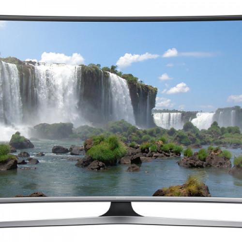 "Samsung UE48J6302AKXXH 48"" 1920x 1080 FULLHD, CURVED, PQI 800 Hz, MicroDimming, QuadCore, SmartTV, WiFi/BT, 3XUSB, DVB-T2/C 4XHDMI"